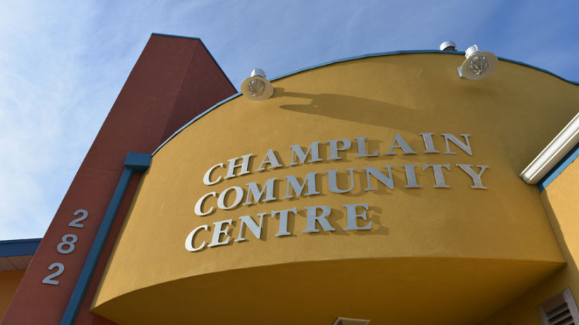 Champlain Community Centre Newsletter Winter 2016/2017