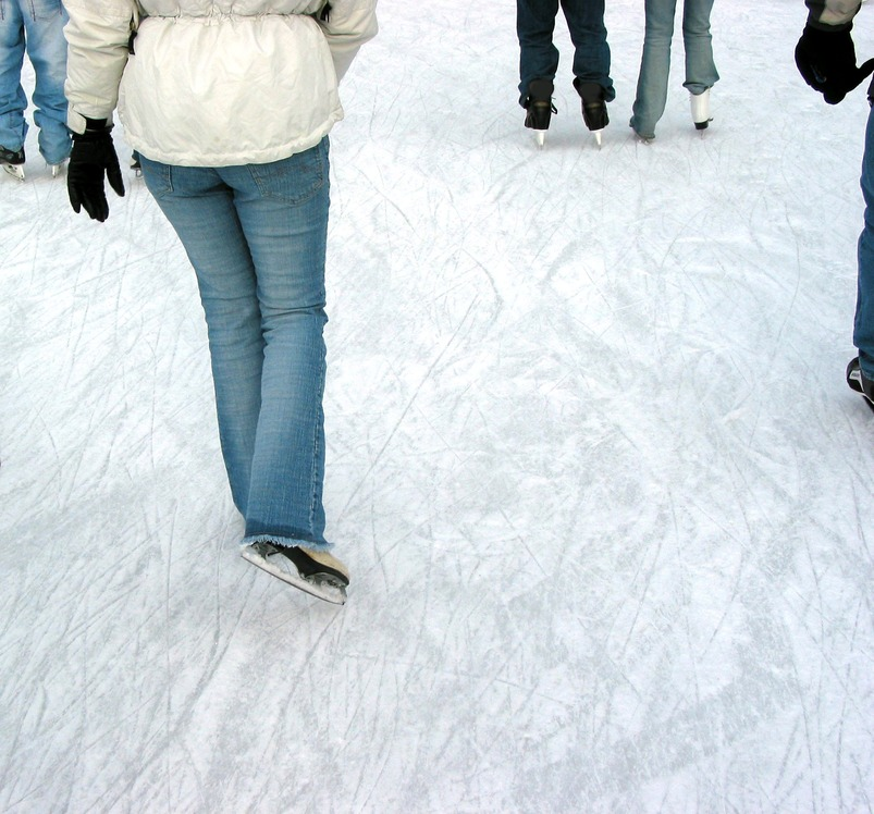 Skating Reminder on Sundays from 11:00am-12:00pm