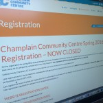 Online registration closed; late fee applies to late registrations