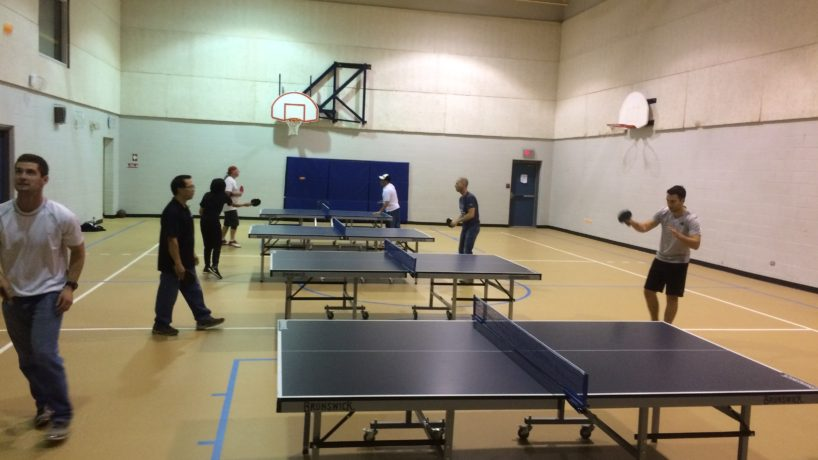 Winter Table Tennis is now over! See you on April 2nd for the spring session.