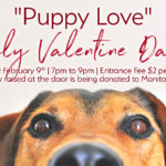 """Puppy Love"" Family Valentine Dance"